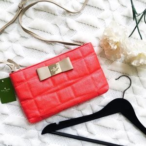 Kate Spade Veranda Place Straw Maree Crossbody